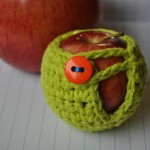 Teeny Tiny Apple Sweater