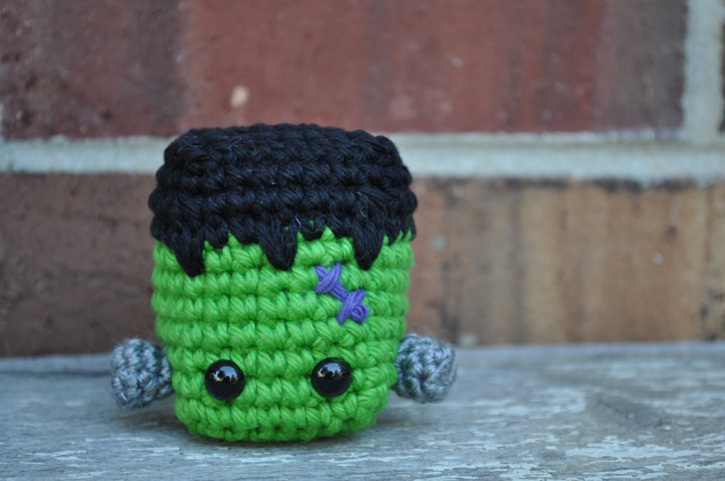 Amigurumi Halloween Free : Free mini frankenstein crochet pattern turtleweenies