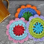 Cute Cotton Coasters