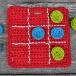Tic-Tac-Toe Travel Game
